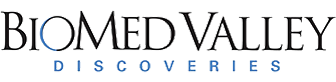 Logo for BioMed Valley Discoveries.