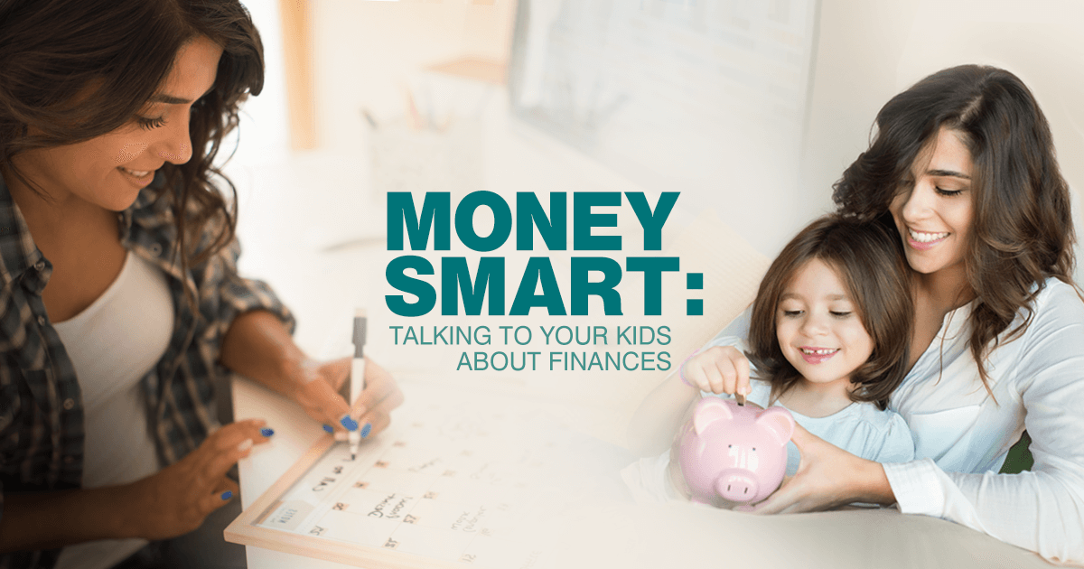 Talking to your kids about money can give them financial confidence as adults. These subjects will help you get started.