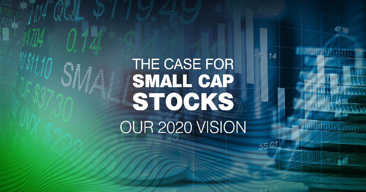 Will global small-cap stocks play catch up to large-cap stocks in 2020? Get the latest outlook from Portfolio Manager Trevor Gurwich.