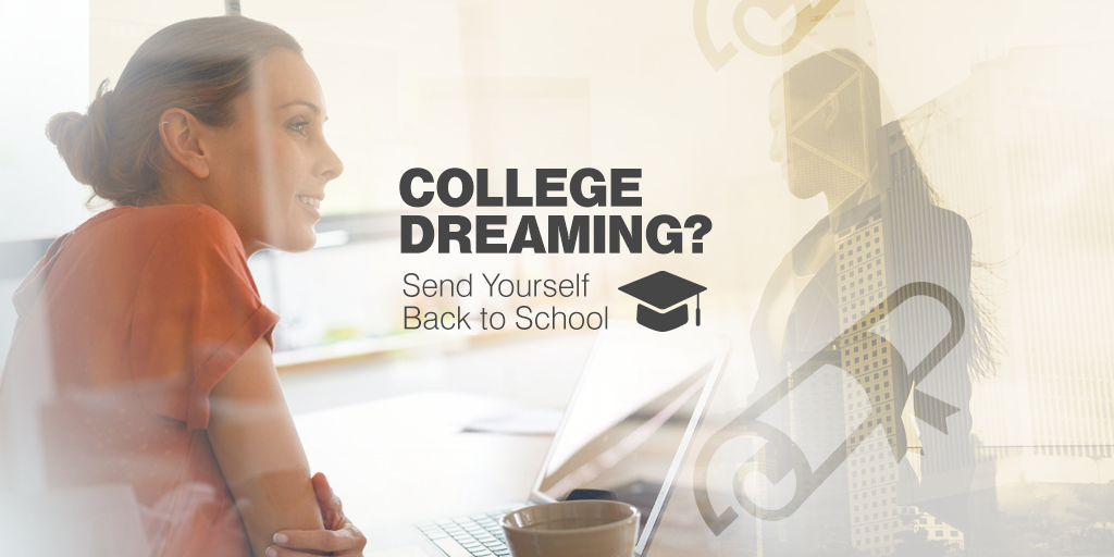 Thinking about going back to school? It pays to investigate your college payment options and plan ahead—even if you have limited time.