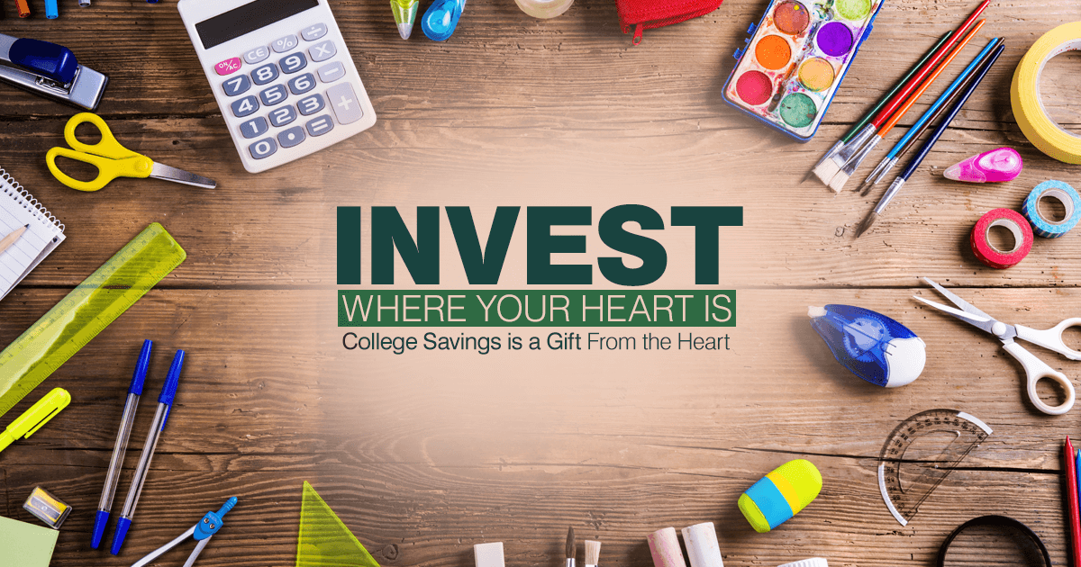 The gift of education invests in more than tuition, books or room and board. It invests in someone's heartfelt hopes and passions.