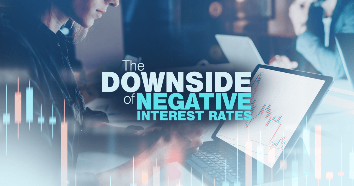 Negative-yielding debt has been steadily increasing throughout the world, and many investors worry the U.S. won't remain immune from this bond market anomaly. Co-CIO Charles Tan shares why negative rates could present significant risks.