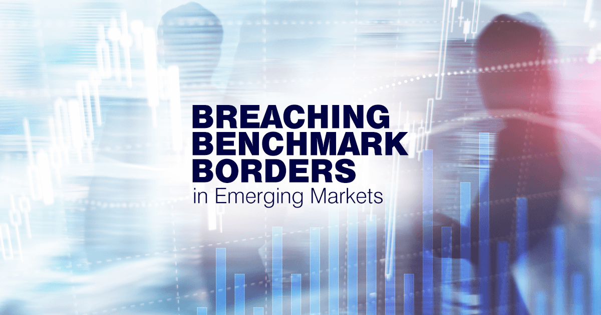 Finding value and managing risk in emerging markets debt often means seeking opportunities beyond the constraints of a broad market benchmark.
